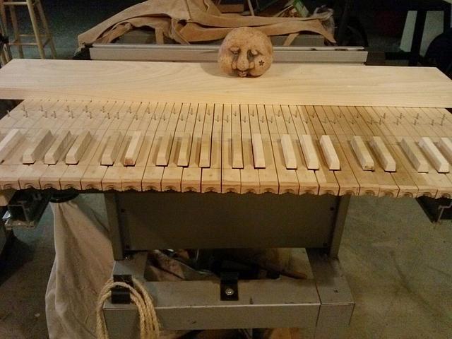 My Little Harpsichord Project