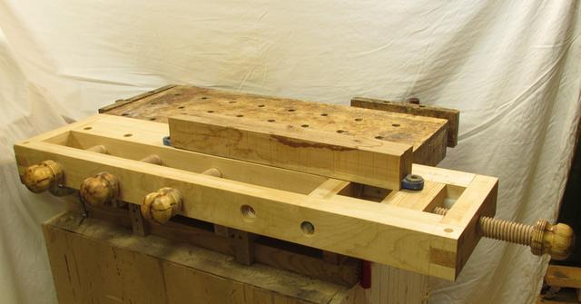 Portable (Milkmans) Workbench Version II