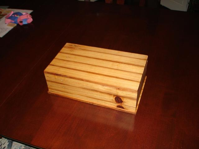 Box for a 5 year old girl.