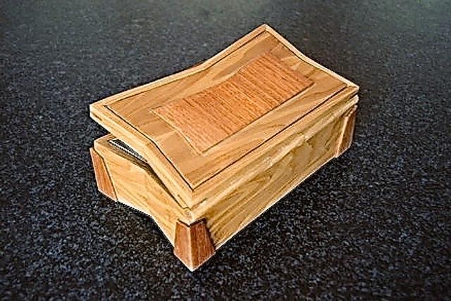 Angle box