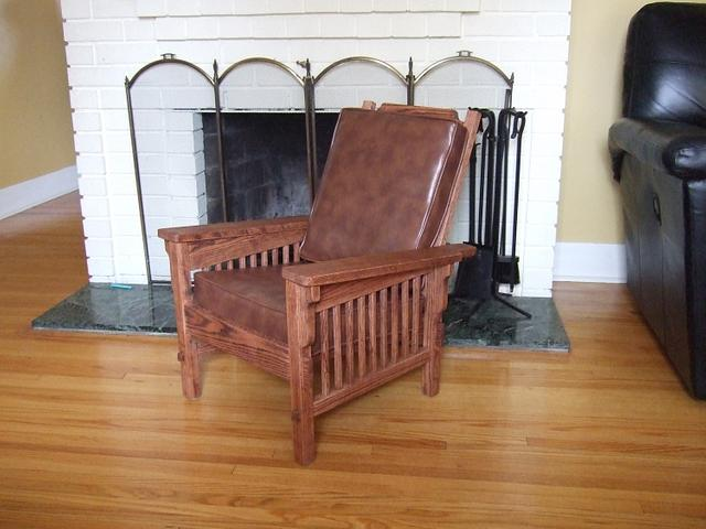 Jr. Sized Morris Chair
