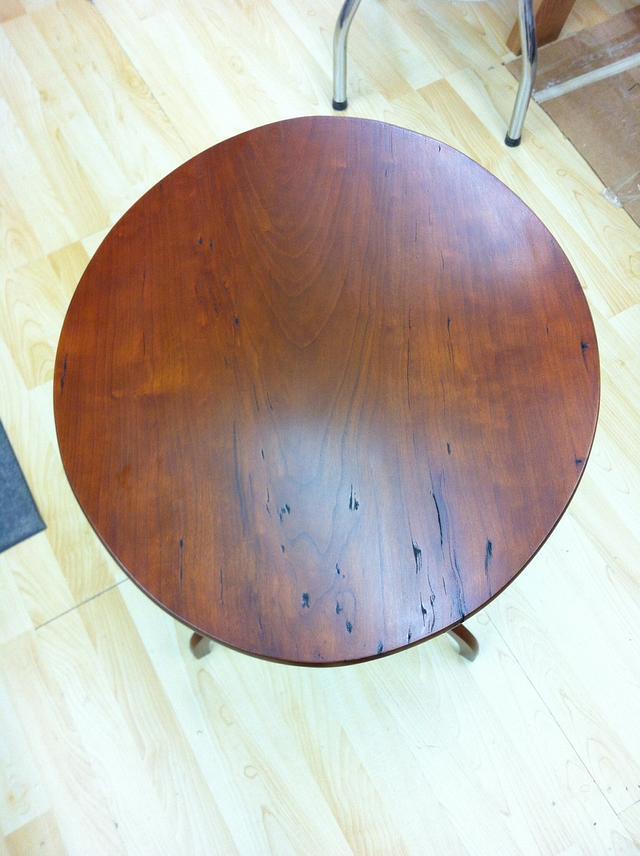 Tilt top table