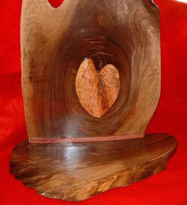 HEART OF THE WALNUT