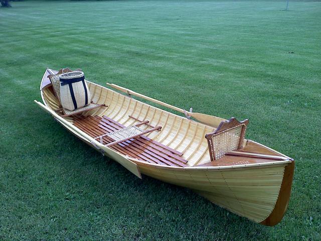 Adirondack Guide Boat