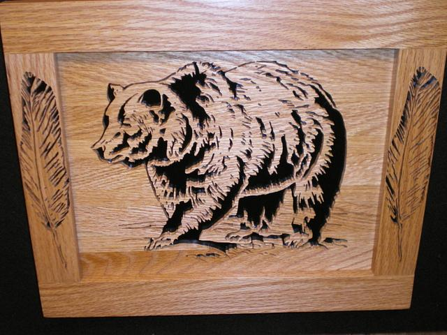 Grizzly plaque