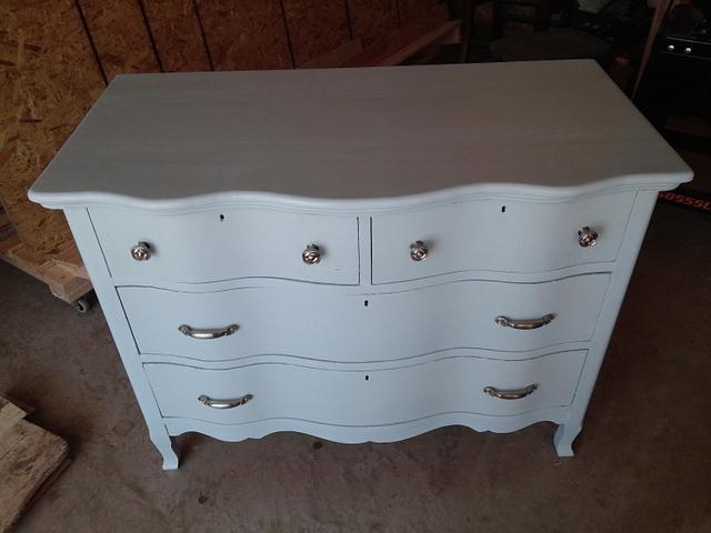 Restored bow / wave front dresser
