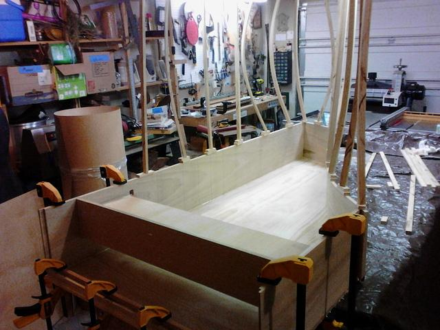 Molnar Opus1 Harpsichord Project
