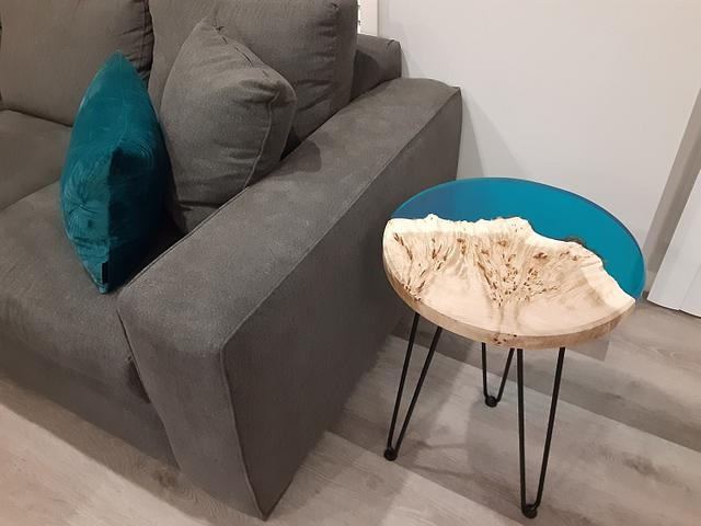 Oceans Eleven End Table