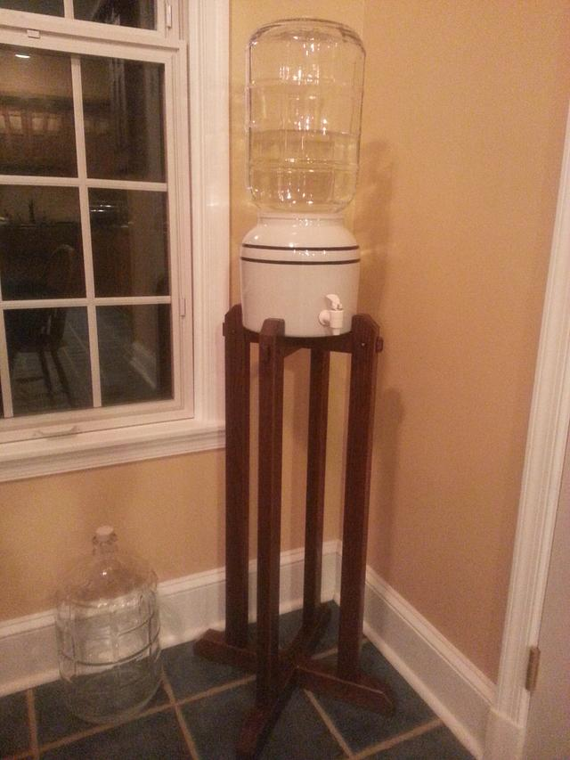 Water Bottle Stand