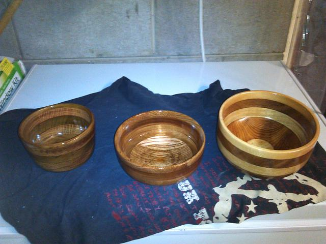 cups and bowls