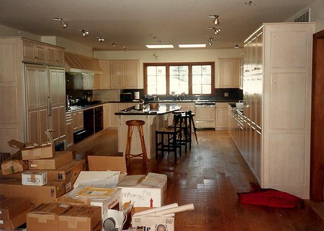 Casework: Custom Kitchen Cabinetry