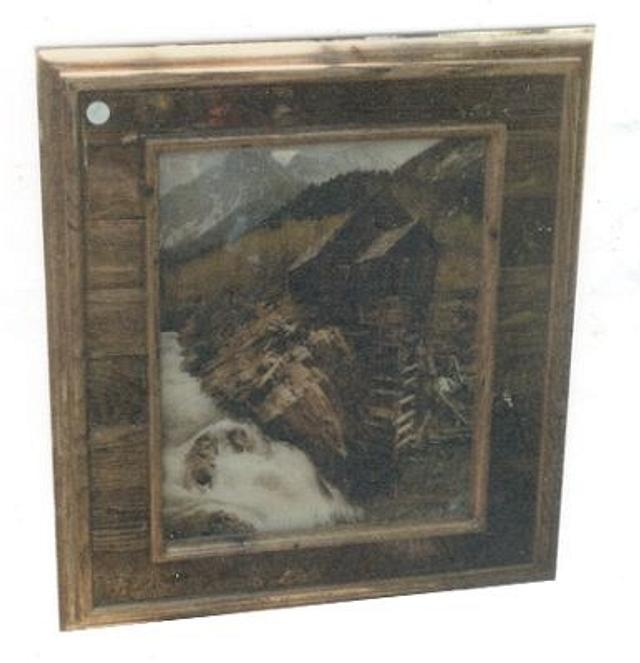 Tongue & Groove Picture Frame - Mill - Woodworking Project by Kelly
