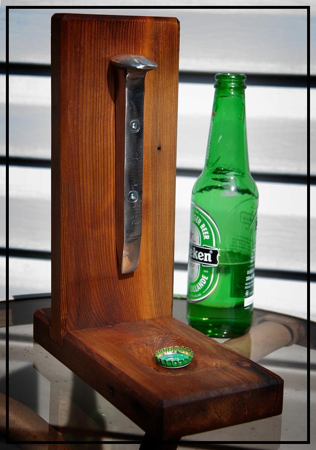 Table Top Bottle Opener