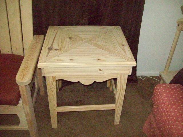 sister tables out of pallets