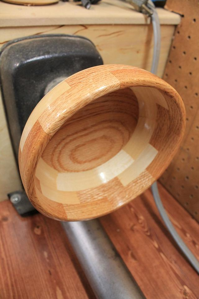Second Segmented Bowl