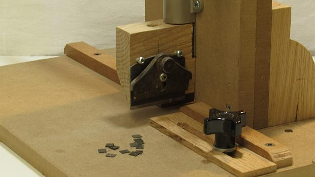 Parquetry Guillotine