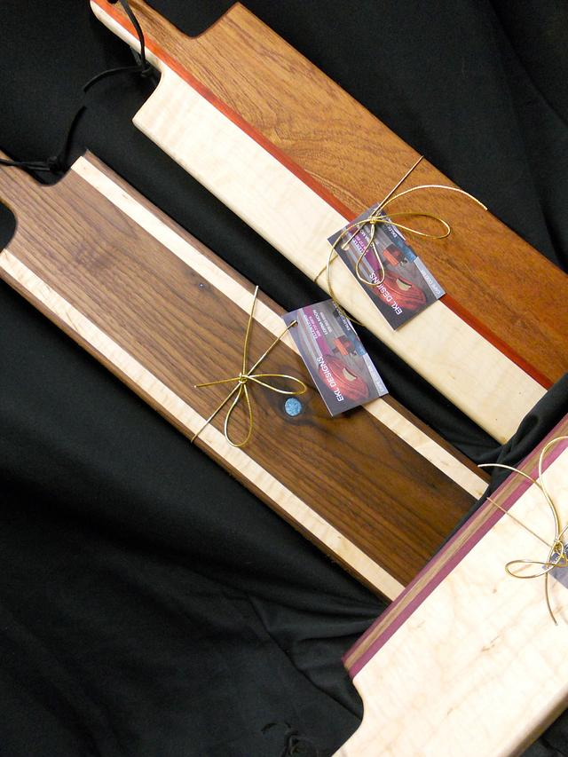 Breadboards - a great quick holiday project