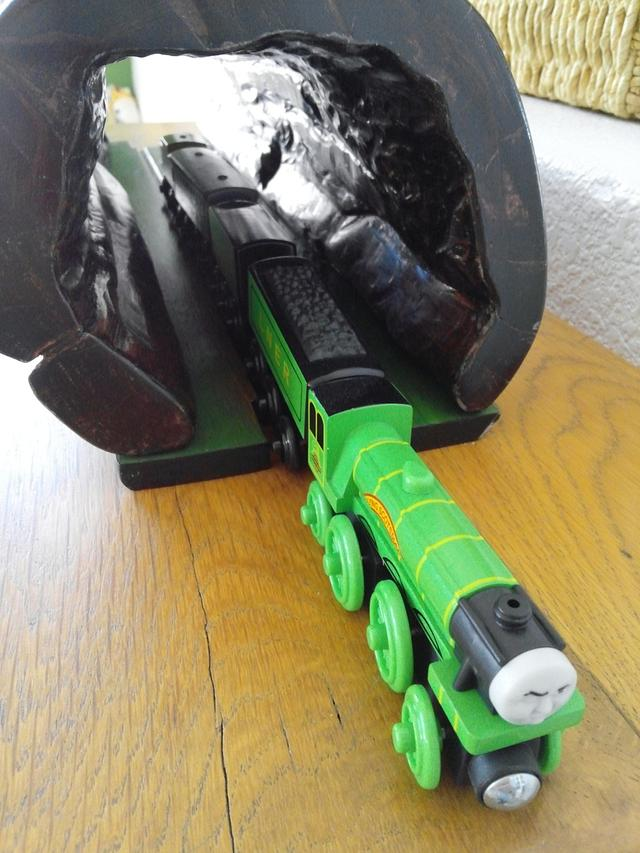 Thomas and Friends Tree Tunnel