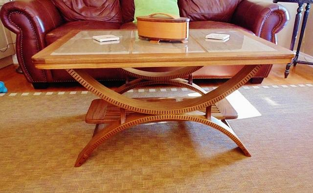 OUR COFFE TABLE - Woodworking Project by kiefer