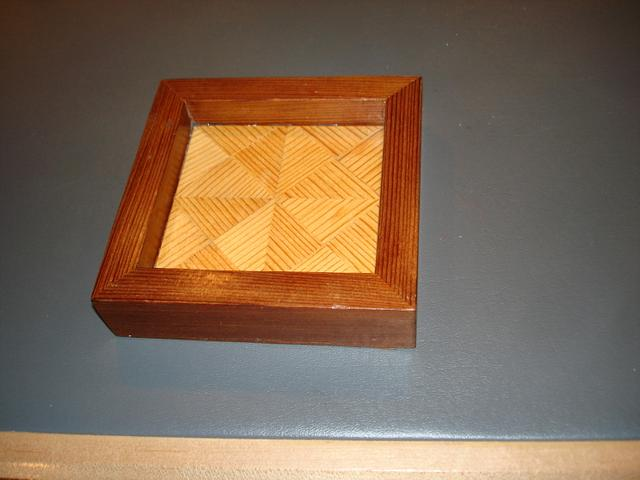 Square  (create-a-square challenge) - Woodworking Project by Madts