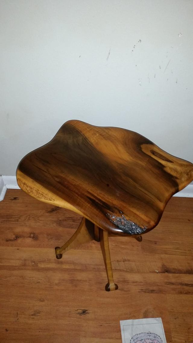 My little magnolia table.
