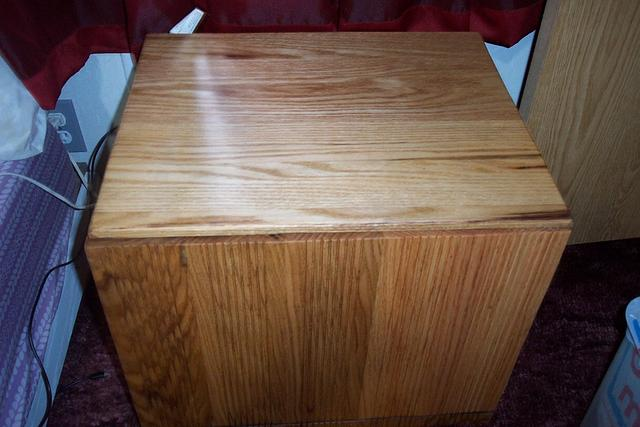 Nightstand update. - Woodworking Project by Wheaties  -  Bruce A Wheatcroft   ( BAW Woodworking)