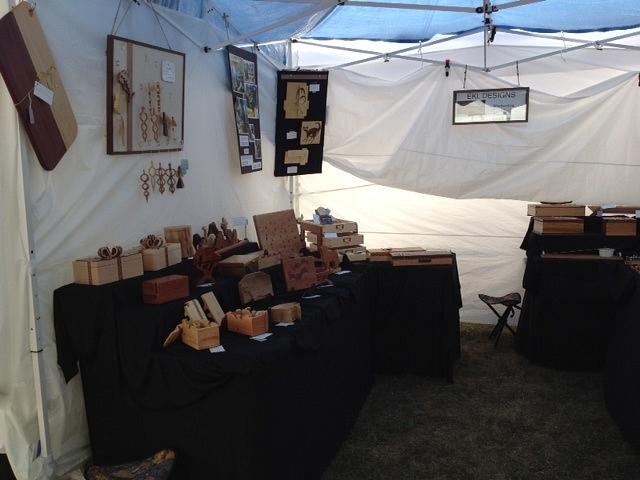 Items at the Fair