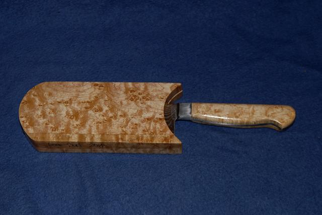 Nakiri chefs knife