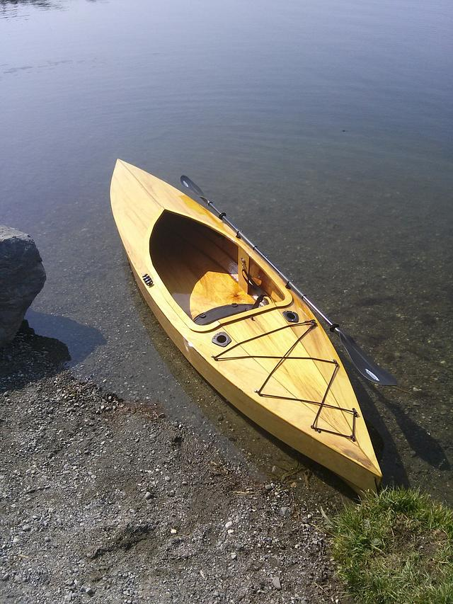 Freedom 11 kayak - Woodworking Project by SYPUCK
