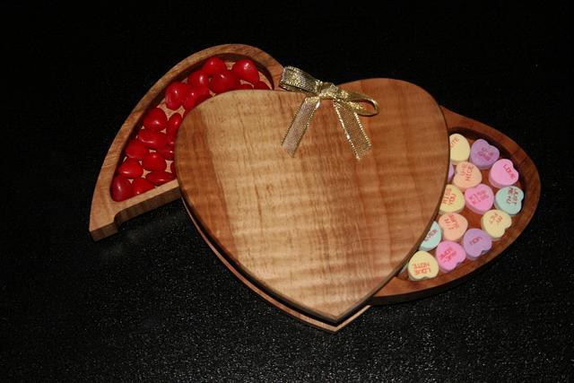 Heart Treasure Box