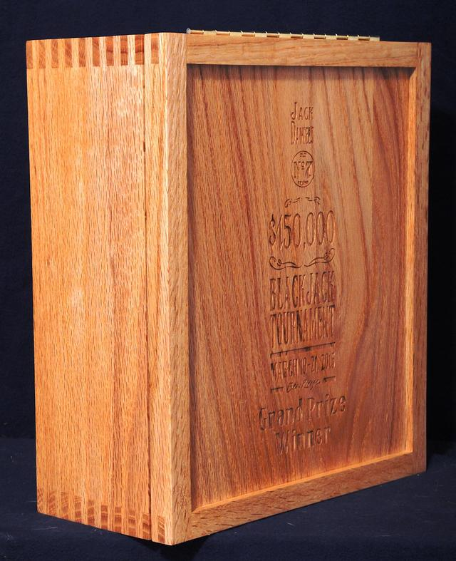 Blackjack Tournament Trophy