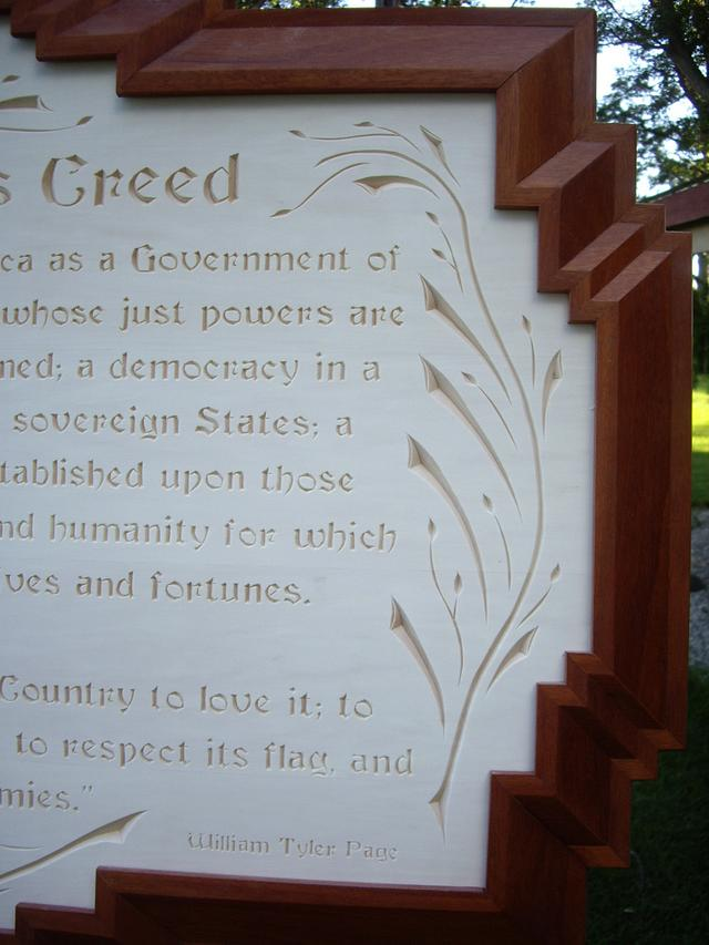 American's Creed