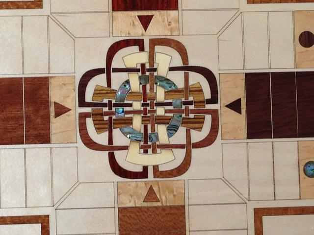 Parcheesi Game (and Wall Art)