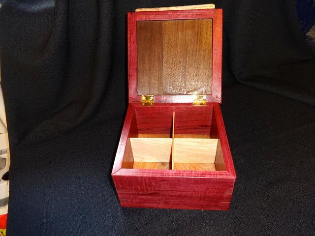 Small Tea Boxes