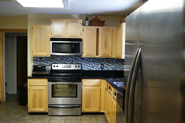 Kitchen cabinets - circa 2012