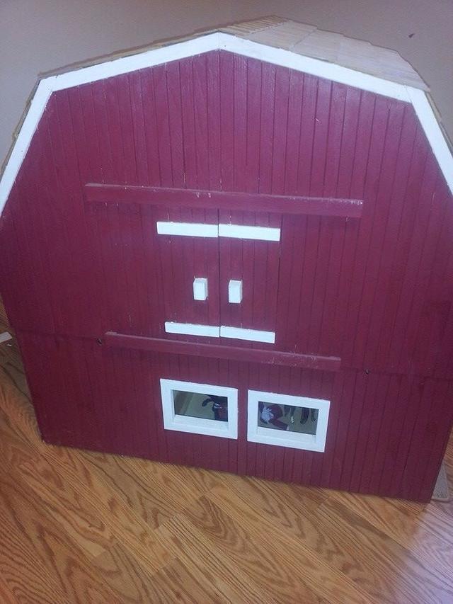 Toy barn