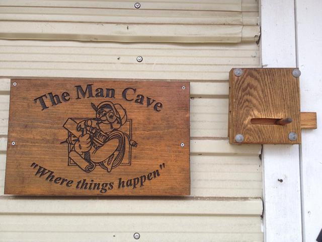 A few wood carvings