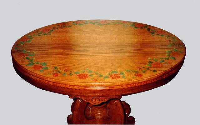 Small Victorian Table Reproduction