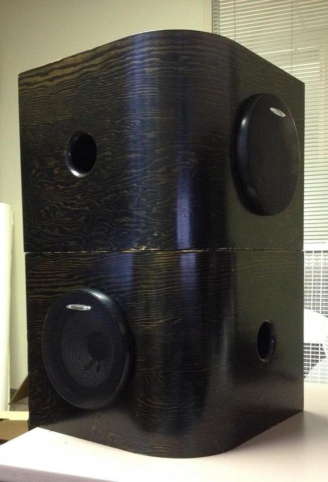 Home Theater Speaker Enclosures