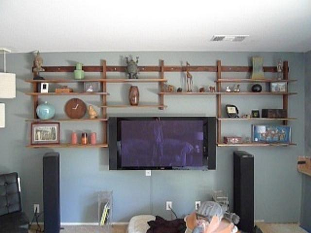 Shelving unit - Woodworking Project by Toothpick