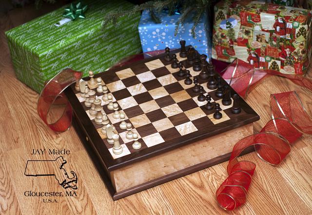 First Chessboard