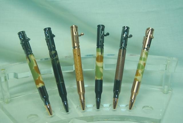 Bolt Action pens