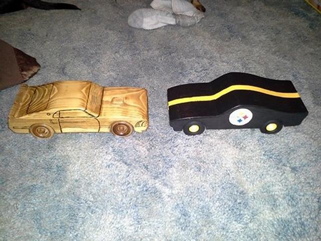 Christmas cars for the kids