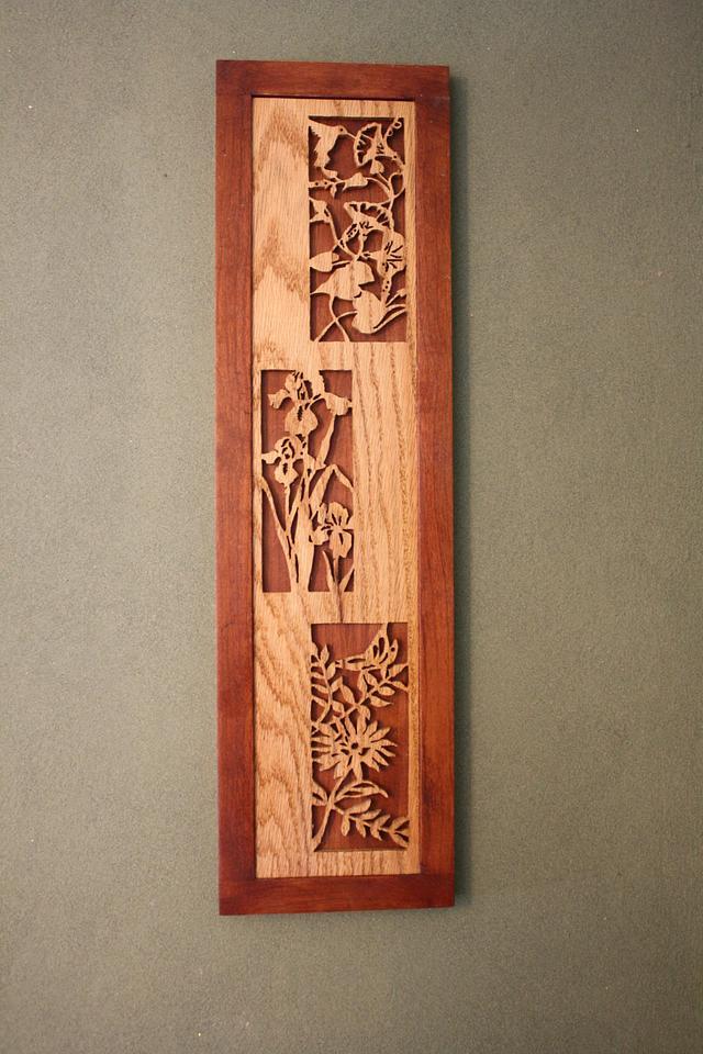 floral scrollsaw