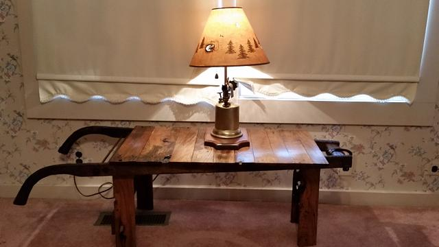 Plow Table