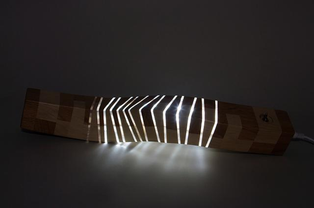 lightwood prism 2 - Woodworking Project by nadabula