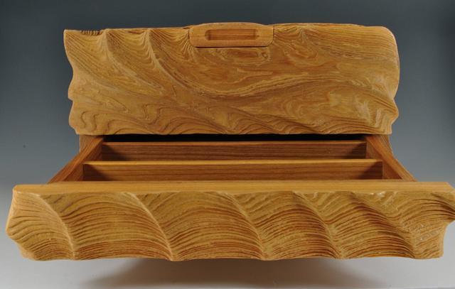 Louisiana Sinker Cypress Watch Box