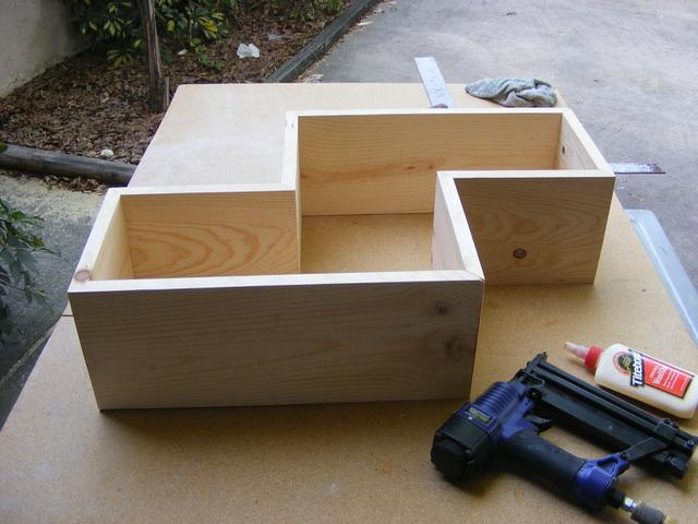 Tetris Bookshelves