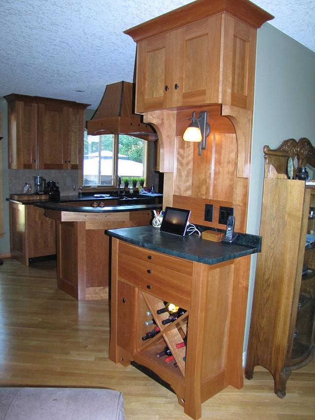Woodworkers wife asked for a new kitchen