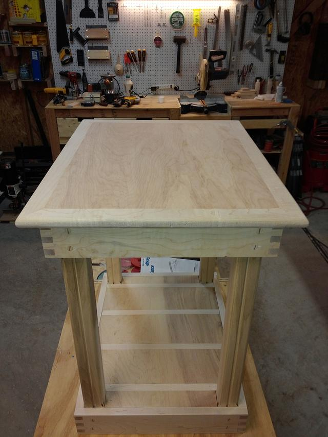 Coffee and end tables for my sons new house